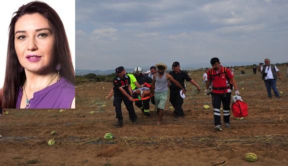 Uçak kazasında yaralanan Devrim Gün'ün tedavisi AÜ Hastanesi'nde sürecek!