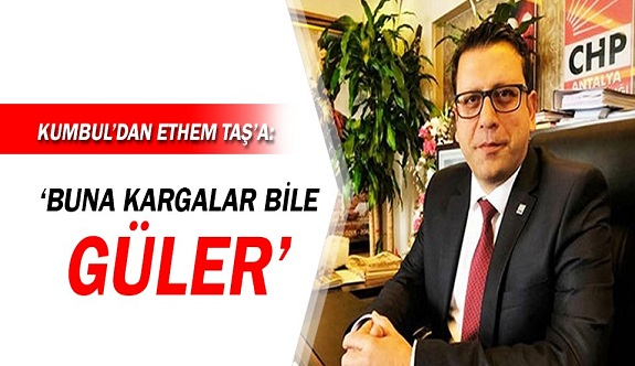 Ak Parti İl Başkanının oylarımız arttı açıklamasına, gülünç eleştiri geldi!