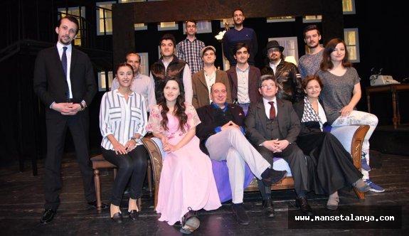 Alanya belediye tiyatrosuna teşekkür!