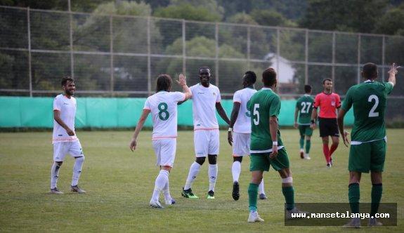 Alanyaspor 1-Konyaspor 0