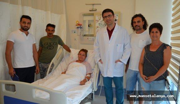 Artık izsiz triod ameliyatı ALKÜ'de yapılıyor!