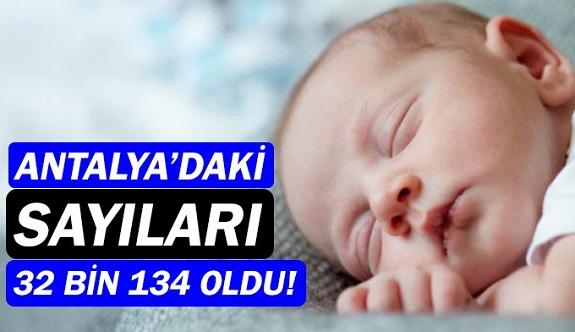Doğum istatistikleri açıklandı!