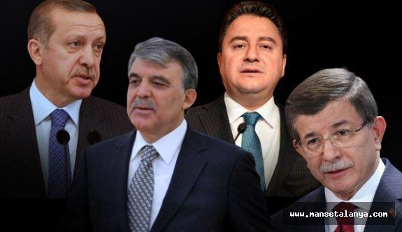 """Erdoğan'dan milletvekillerine """"yeni parti"""" talimatı: Konuşmayın"""