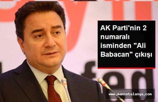 """Numan Kurtulmuş'tan """"Ali Babacan"""" çıkışı: İsteyen, istediği partiyi kurabilir"""