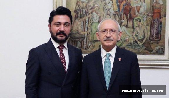 Sipahioğlu'ndan Kılıçdaroğlu'na ziyaret!