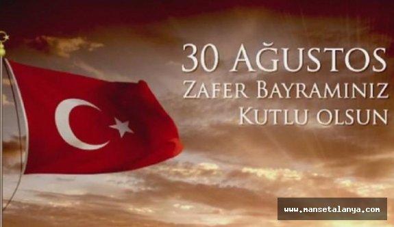 30 Ağustos zafer bayramı kutlu olsun olsun