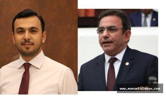 AKP'li Toklu'dan CHP'li Budak'a cevap!