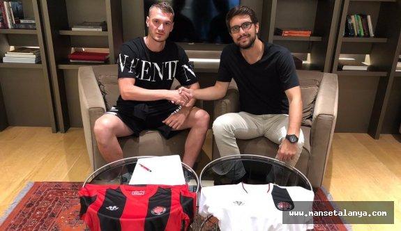 Alanyaspor'dan Fatih Karagümrükspor'a transfer oldu!