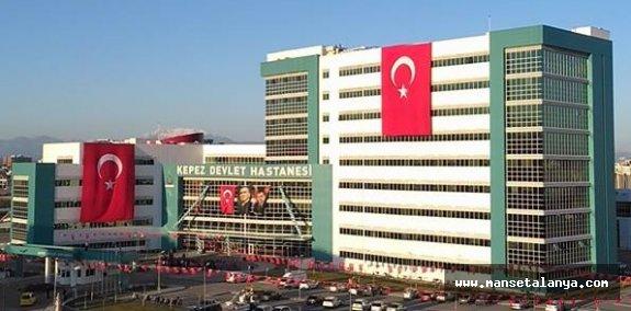 Antalya Kepez Devlet hastanesinde 274 çocuğun doğum yaptığı iddia edildi!