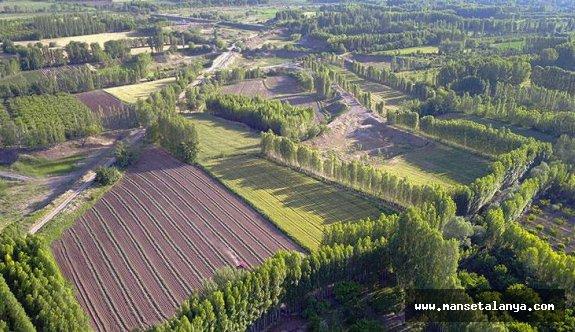 Eğer Alanya'da hazine veya tarım arazilerinin almak isterseniz, bunu yapmak zorundasınız!