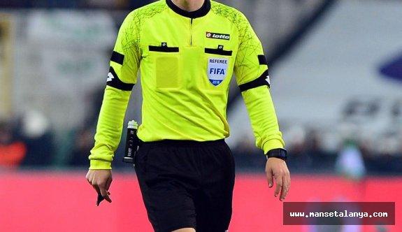 İşte Kayseri-Alanyaspor maçının hakemi!