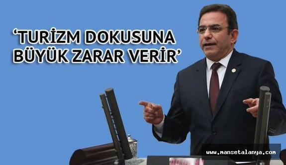 Milletvekili Çetin Osman Budak: Alanya halkından gizleniyor!