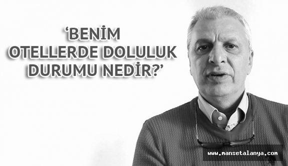 Sözcü yazarından Mehmet Ersoy'a: Evlere şenlik Turizm Bakanı