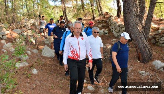 Ak Partili Aydın: Selçuklu yolu turizme kazandırılıyor!