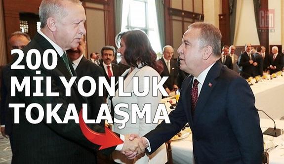 Erdoğan onay verdi, borçlanabilirsin dedi!