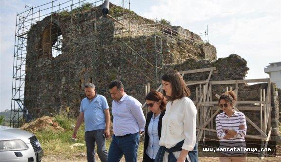 Alanya belediyesine tarihi kentler birliğinden ödül!