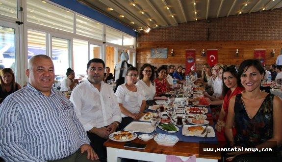 ALTSO Başkanı, genç ve kadın girişimcilerle buluştu!