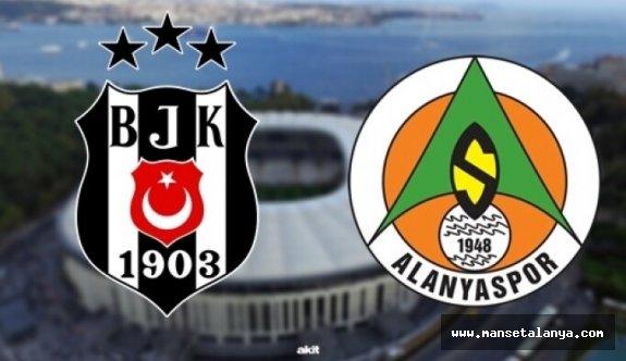 Beşiktaş - Alanyaspor maç biletleri satışta