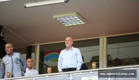 Çavuşoğlu: Takımımıza 10 milyon EURO kazandırdı!