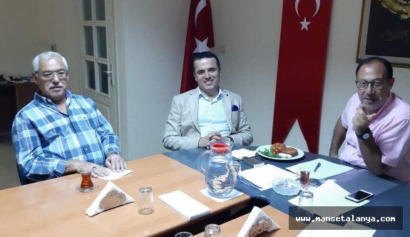 TÜRSAB Başkan adayı Yılmaz, ALTİD'i ziyaret etti