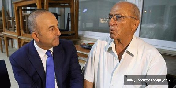 Yavut Donat: Sayın Çavuşoğlu merak etmeyin, babanızın sağlık durumu çok iyi!
