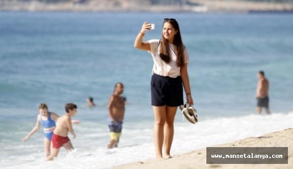 Alanya'nın deniz suyu temiz çıktı