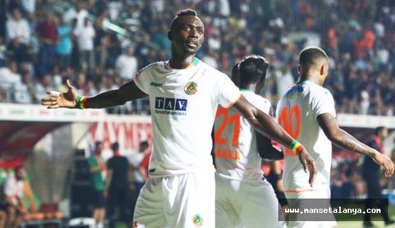 Alanyaspor'dan Cisse'ye 1+1 yıllık sözleşme teklifi