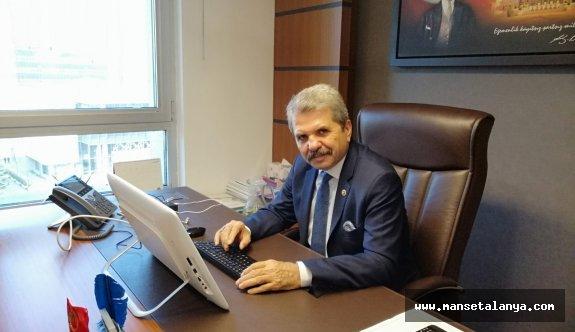 Bakan Pakdermirli'ye Antalya sorusu