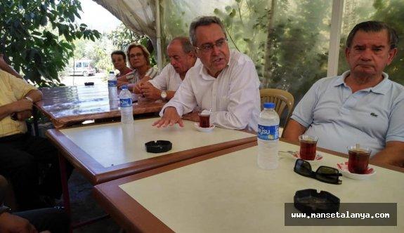 """CHP'li Antalyalı Milletvekili Zeybek """"Turizm işçisi yok sayılmamalı!"""""""