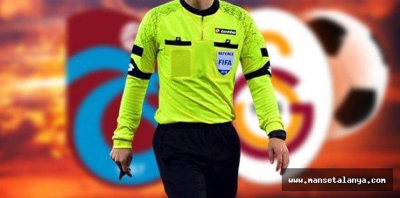 İşte Alanyaspor-Ankaragücüspor maçının hakemi