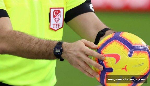 İşte Trabzon-Alanyaspor maçının hakemi!
