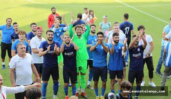 Kestelspor Kepez'i 3 golle geçti