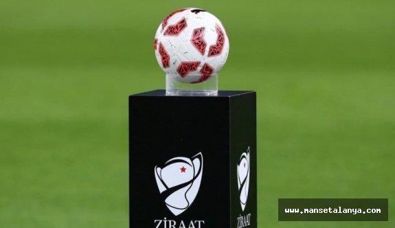 Ziraat Türkiye Kupası'nda 5. tur kuraları 6 Kasım'da çekilecek