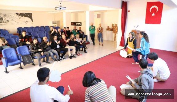 Alanyaspor'dan en özel ziyaret