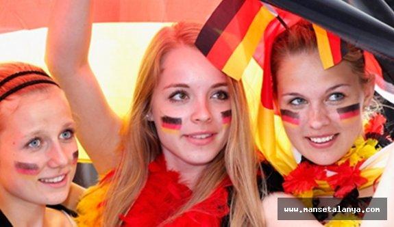Alman turistler 2020 yılında yaz tatili için Türkiye dedi