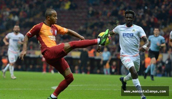 Galatasaray 1- Alanyaspor 0