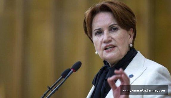 Meral Akşener: Benden 20 milletvekili isteseler veririm
