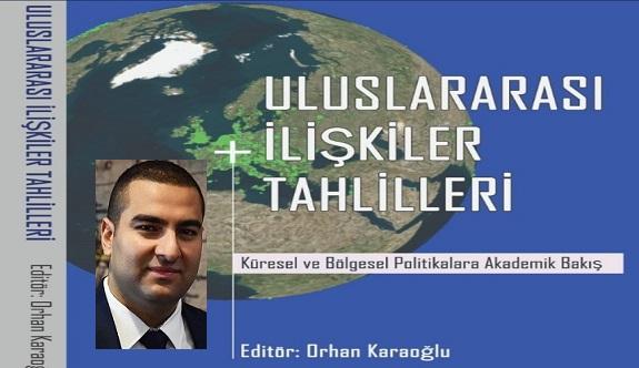Alanyalı Karaoğlu'nun kitabı yayında!