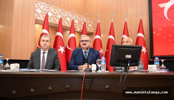 Antalya'nın kurumları sınıfta kaldı