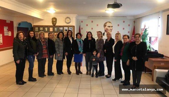 CHP Kadın Kolları 16 Şubatta sandık başında