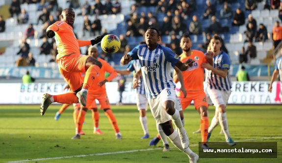 Kasımpaşa - Alanyaspor maç sonucu: 1 - 2