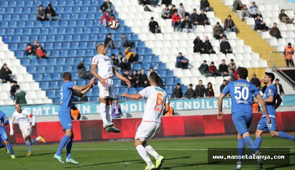 Kasımpaşa-Alanyaspor maçı dakikaları