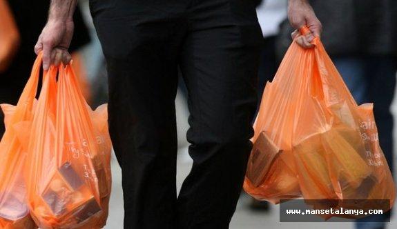 Market poşetleri yeni yılda 30 kuruşa satılacak