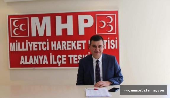 MHP li Türkdoğan: Bir takım gazeteciler!