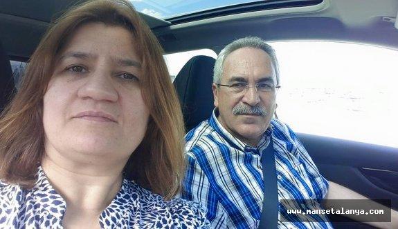 Milletvekili İbrahim Aydın ve eşi ölümden döndü