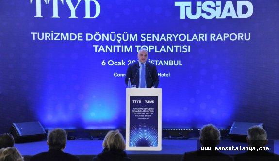 Turizm bakanı Ersoy: Bakanlık olarak Rus turisti Egeye yönlendirmeliyiz!