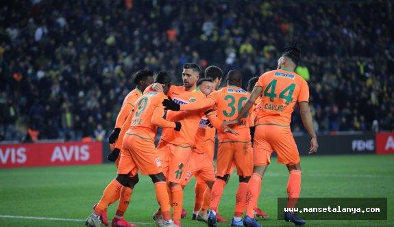 Fenerbahçe - Alanyaspor maç özeti 1 - 1