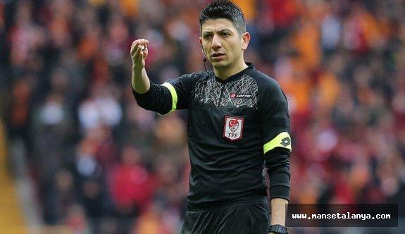 Galatasaray-Alanyaspor maçı Yaşar Kemal Uğurlu'nun