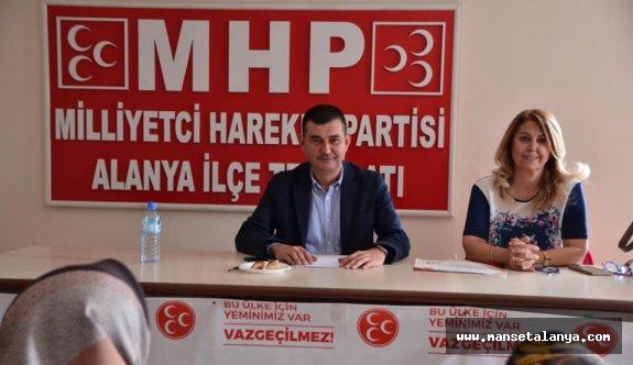 Türkdoğan: Amaç üzüm mü yemek, bağcıyı mı dövmek!