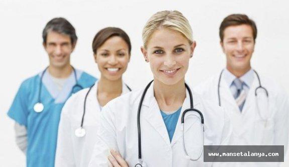14 bin sağlık personeli alımının başvuruları bugün İŞKUR üzerinden başladı
